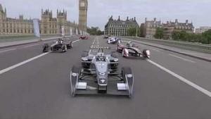 Formula E hits London