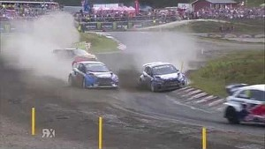 HOLJES RX SUPERCAR FINAL HIGHLIGHTS - FIA WORLD RALLYCROSS CHAMPIONSHIP