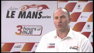 New LM P3 category: Interview with Mark THOMAS