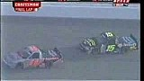 Crazy Finish to the 2005 Fall Atlanta Truck Race