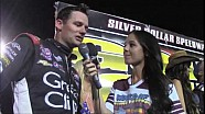 World of Outlaws STP Sprint Car Series Victory Lane from the Gold Cup Race of Champions