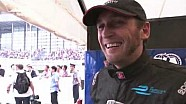 Formula E Beijing ePrix - Franck Montagny interview