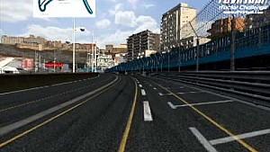 Formula E Monaco Virtual Lap