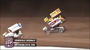 Highlights: World of Outlaws STP Sprint Cars Lernerville Speedway September 20th, 2014