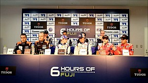 6 Hours of Fuji - Qualifying Press Conference