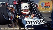 1981 Jeb Allen: Wins Crown by Two MPH | Top 10 Finals Moment