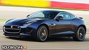 623HP Hennessey Jaguar F-Type, Cadillac ATS-V Coupe, Mazda6 Coupe - Fast Lane Daily