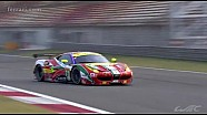 FIA WEC - A bitter race for Ferrari in Shanghai