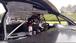 ION camera presents Petter Solberg onboard