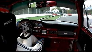 How to drive (drift) a Porsche 911 at Spa-Francorchamps