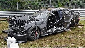 Nürburgring Crash & Fail Compilation 2014 Nordschleife (Vol 2)