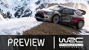 Rallye Monte Carlo 2015 - Sebastien Loeb Special