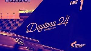 iRacing.com 24 Hours of Daytona - Part 1
