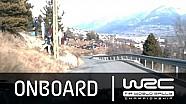 Rallye Monte-Carlo 2015: Onboard SS 11 Robert Kubica