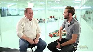 My First 500 with Chip Ganassi - Fast Lane Daily
