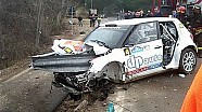 Spins, wrecks and punctures - Rally 2015 so far