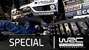 WRC Rally Sweden 2015: Tech Special