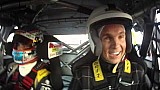 Tim Slade V8 Supercar Ride Along
