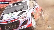 Rally Mexico Shakedown - Hyundai Motorsport 2015