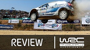 WRC Rally Guanajuato México 2015: Review