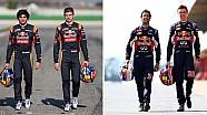 Red Bull Racing против Toro Rosso