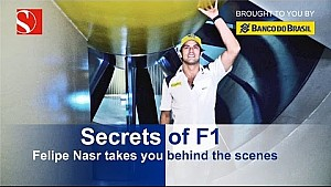 Secrets of F1 - the Sauber F1 Team factory!