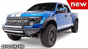 Shelby Ford Raptor, Cheaper Lamborghini, Aston Martin DBX Crossover - Fast Lane Daily