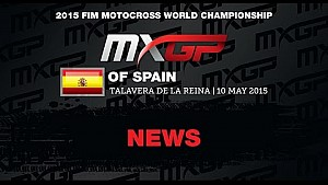 2015 MXGP of Spain - Race Highlights