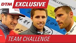 Team Challenge: Juncadella vs. Tomczyk vs. Scheider – DTM Hockenheim 2015