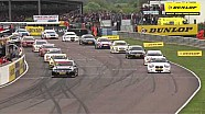 Dunlop Highlights - BTCC: Thruxton