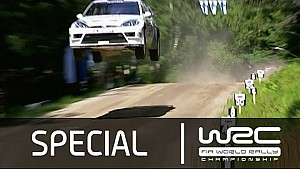 WRC - Vodafone Rally de Portugal 2015: Ford Special
