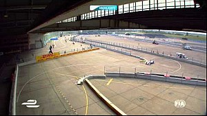 DHL Berlin ePrix practice highlights