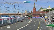 Moscow ePrix practice highlights