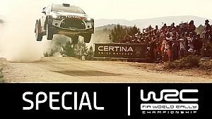 WRC - Rally Italia Sardegna 2015: Action Clip