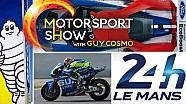 Motorsport Show with Guy Cosmo Ep 12