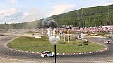 Last lap pass for the win: Mattias Ekström vs Timmy Hansen
