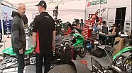 2010 European Drag Racing - Santa Pod - UK  Round1-Prog1