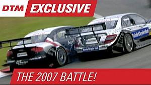 Zandvoort: The 2007 Battle - DTM Time Machine