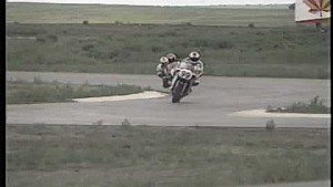 CSBK: 1987 Pro Superbike race at Race City in Calgary