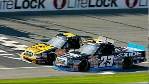 NASCAR's closest finishes