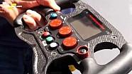 Jérôme d'Ambrosio décrit le volant de sa Formule E à Motorsport.com
