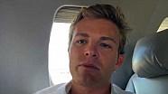 Nico Rosberg's Hungarian GP Blog