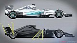 What 2017 Formula 1 cars could look like