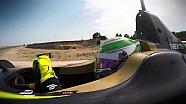 Nelson Piquet Jr - pre-season testing action