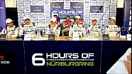 6 Hours of Nurburgring Post Race Press Conference