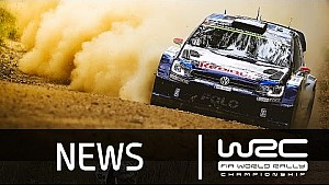 Rally Australia 2015: Stages 5-8