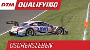Auer Spin off and Burnout - DTM Oschersleben 2015