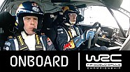 Rally Australia 2015: Latvala Onboard SS 05