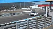 Aston Martin Beechdean Motorsports en essais à Estoril