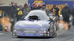 Jack Beckman wins in quickest Funny Car final in history #NHRA